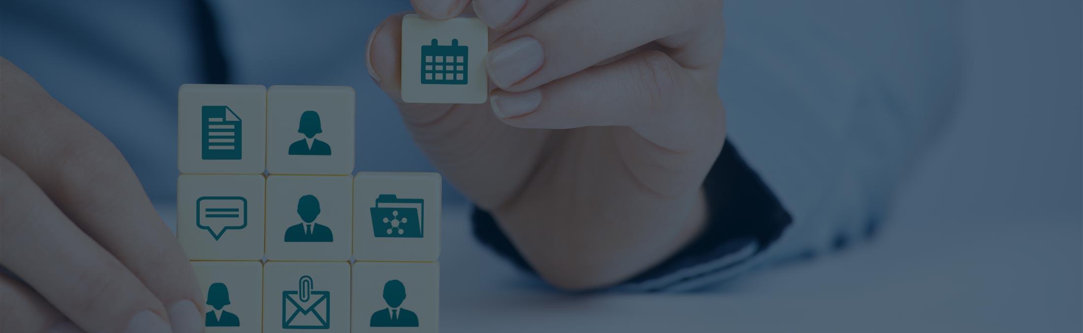 Kundenverwaltung und Büromanagement, Kommunikation und Verwaltung