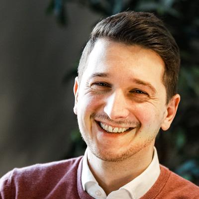 Kamil Jäger Vertrieb und Marketing