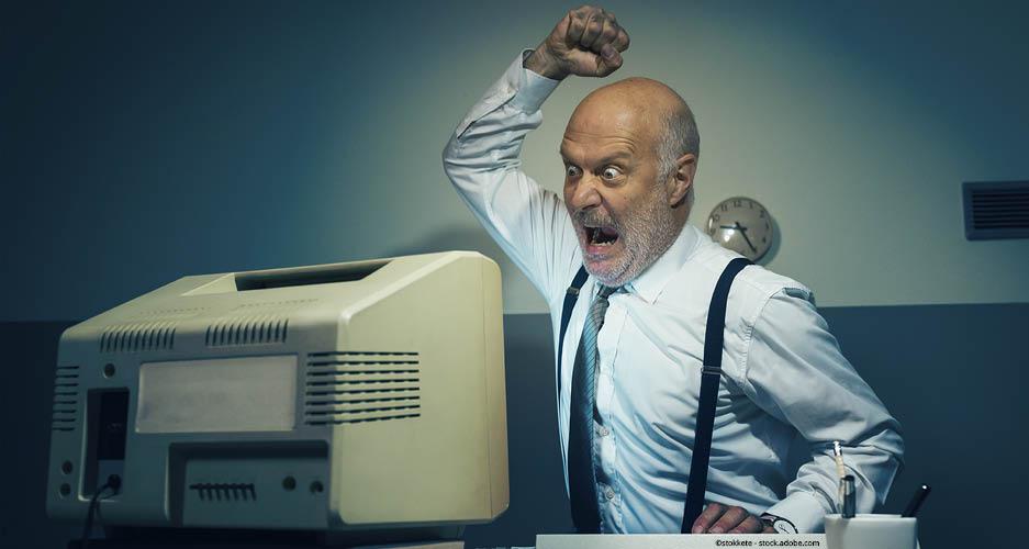 Vermeiden Sie Unzufriedenheit im Büro