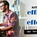 der feine Unterschied zwischen Effizienz und Effektivität