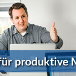 fünf Tipps für produktive Meetings